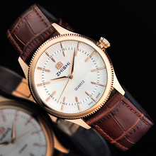 2016 top luxury hongkong brand zhishi swiss movement sapphire mirror genuine leather waterproof men luxury watch