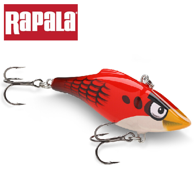 Buy rapala brand angry bird series for Fishing lure collection