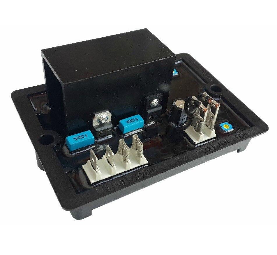 Automatic voltage regulator avr for generator alternator AVR R220 free shipping 8 5kw 15kw avr gasoline generator automatic voltage regulator suit for other brand