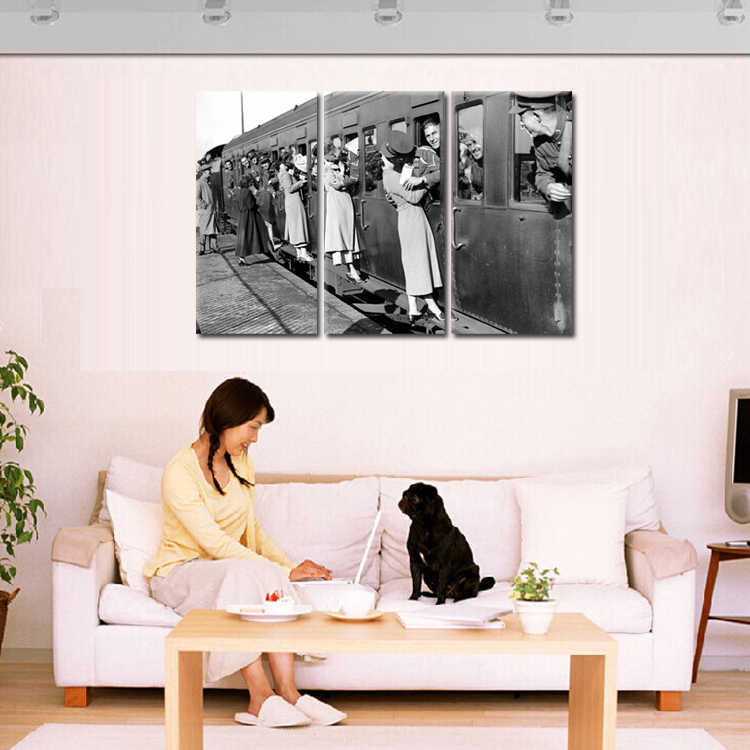 TOP SALE 3 Pcs/Set Artist Canvas Movie poster series Canvas Prints Wall Pictures for Living Room Picture/Abstract (152)