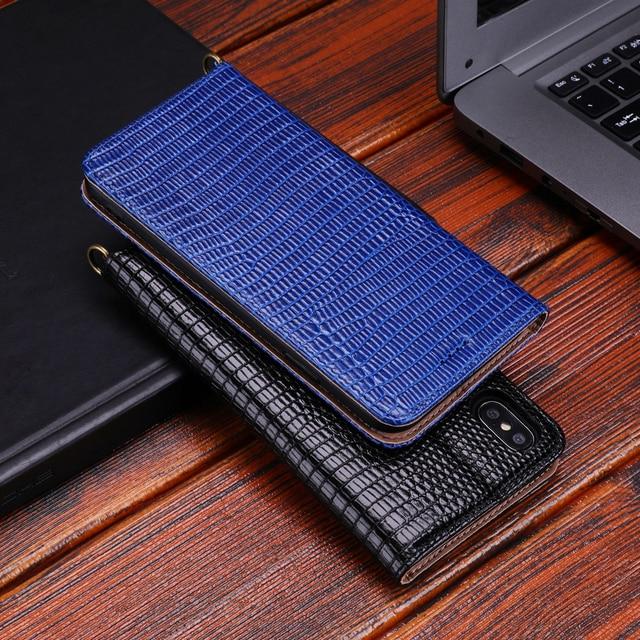 Estojo De Couro genuíno Para o iphone Xs Max X Xr X 8 7 6 6s Plus Flip Stand Durável Macio inner Titular do Cartão Caso Capa Para o iphone 7 8