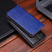 Genuine Leather Case For iPhone Xs Max X Xr 8 7 6 6s Plus Flip Stand Durable Soft Inner Card Holder Cover