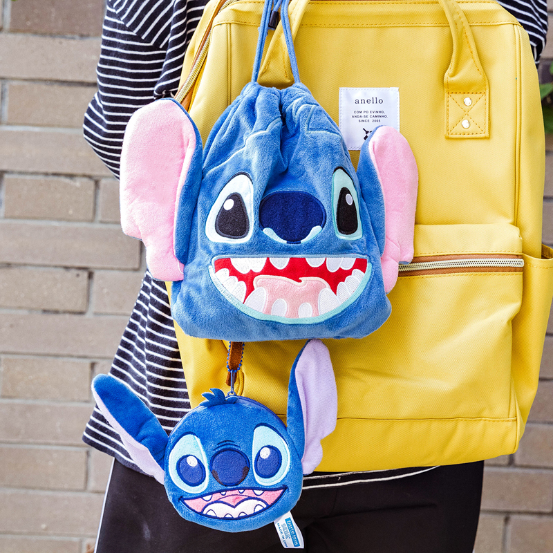 Coin Purses & Holders Card & Id Holders Official Website Ivyye 1pcs Mickey Stitch Anime Plush Card Holder Pu Cartoon Credit Id Bags Coin Bus Card Wallet Kid Girls Gifts New