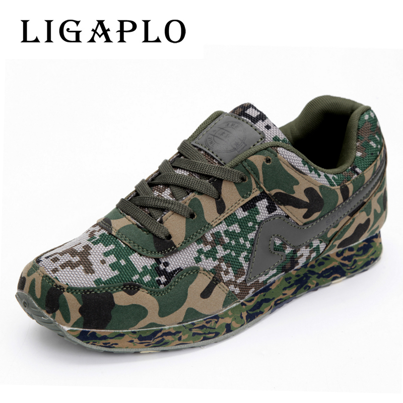 Super New 2018 Men Casual Shoes Canvas Camouflage Star Style Male Shoes Comfort Soft Walking Driving Shoes Men Trainers
