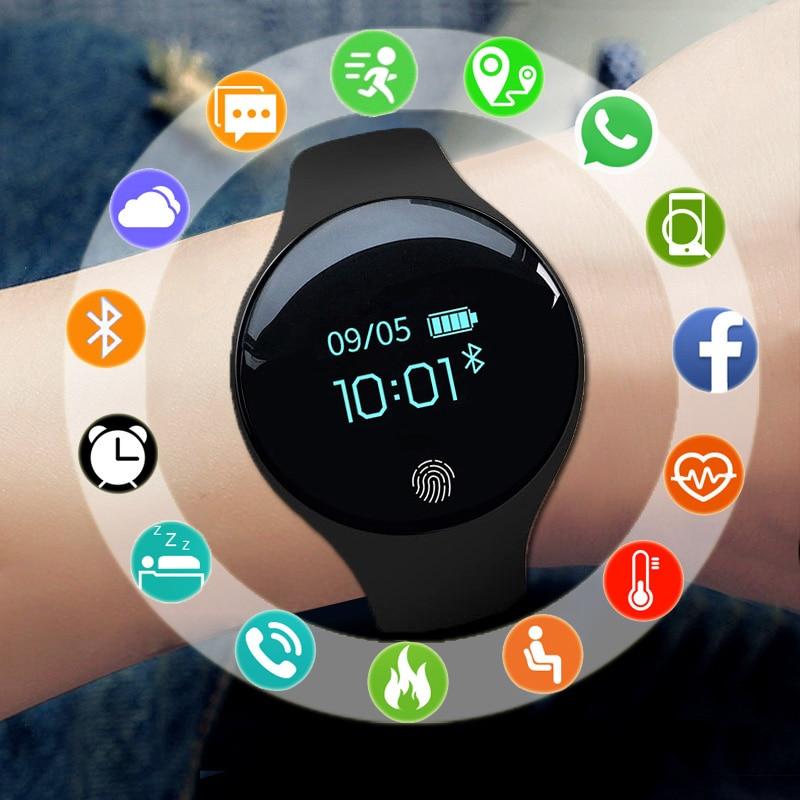 SANDA Brand Smart Watch Children Kids Watches For Girls Boys Students Wrist Watch Sport LED Digital Wristwatch Child Clock Gifts