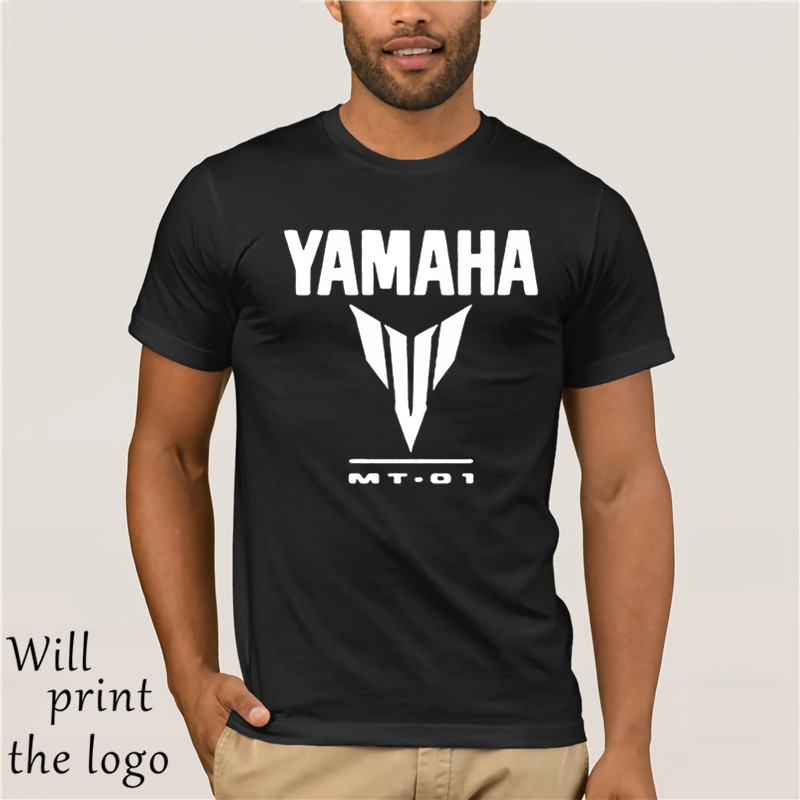 New Yamaha MT-01 MT01 Motorcycle T-shirt