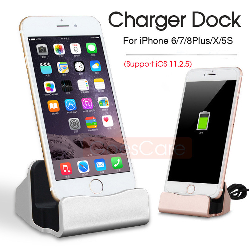 iphone 6 charger 2018 new charging dock station for iphone 7 8 plus charger 11305