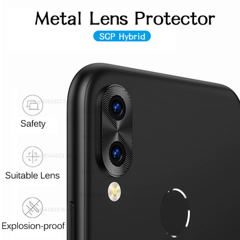 Camera Lens Protective Ring Case For Xiaomi Redmi note7 Note 7 8 Pro 7Pro 9 se t 9t K20 Metal Real Mobile Full Cover Safety Case 1
