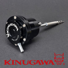 Kinugawa Adjustable Billet Turbo Actuator for Ford XR6 BA BF FG 1.0 bar / 14.7 Psi