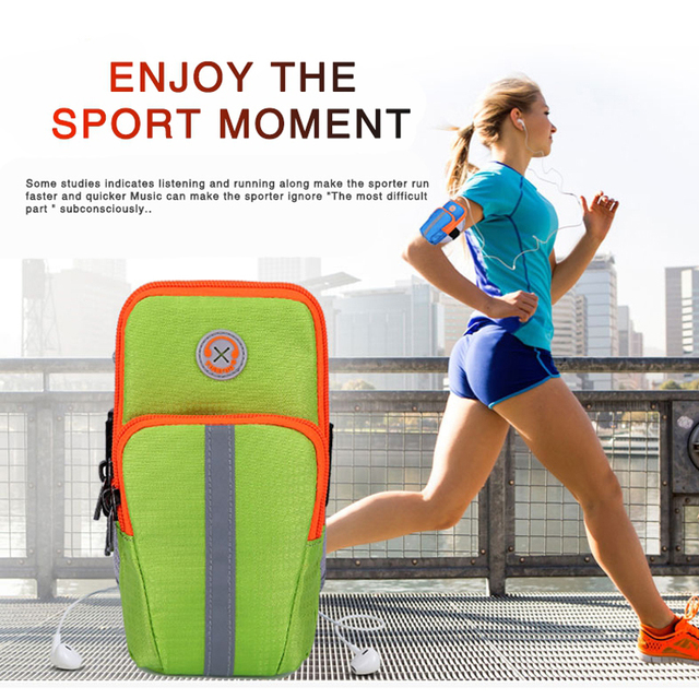 Tigernu Multi-Functional Travel arm package gear wrist bag men and women Arm bag for iPhone 4 4s 5 5s 6 6s 1