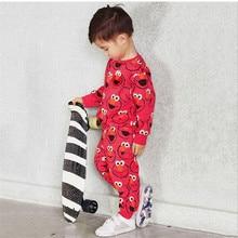 Jumping meters/комплекты одежды для маленьких мальчиков, осенне-зимний комплект для мальчиков, спортивные костюмы для мальчиков, свитер, рубашка, штаны, комплекты из 2 шт. для детей