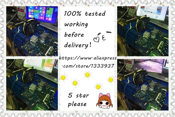 X1-Tablet teste núcleo mainboard m3-6Y30 sr2e