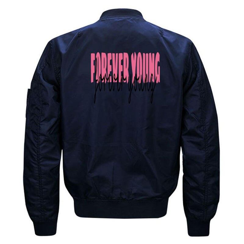 Femmes Unisexe Blackpink Hommes Mignon Bomber Rose Veste Vestes Forever Et Fans Fille Imprimé Groupe 2 Noir 3 version Version version Streetwear Pour Young Coréenne 1 q4xOzwPEn