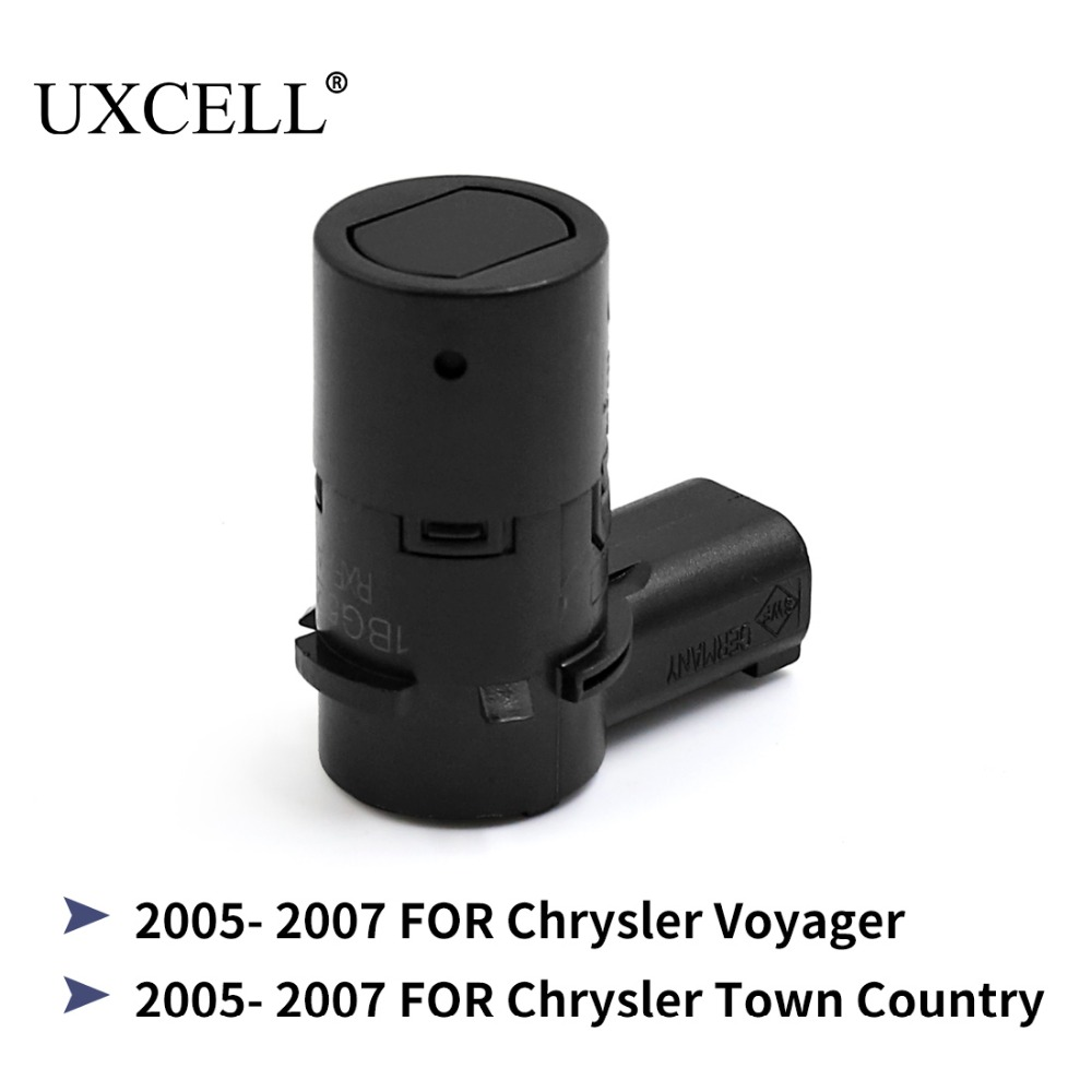 UXCELL 1BG52RXFAA 72-9050 Car Rear Bumper Parking Distance Sensor SU10810 For Chrysler Voyager For Town Country 2005 TO 2007