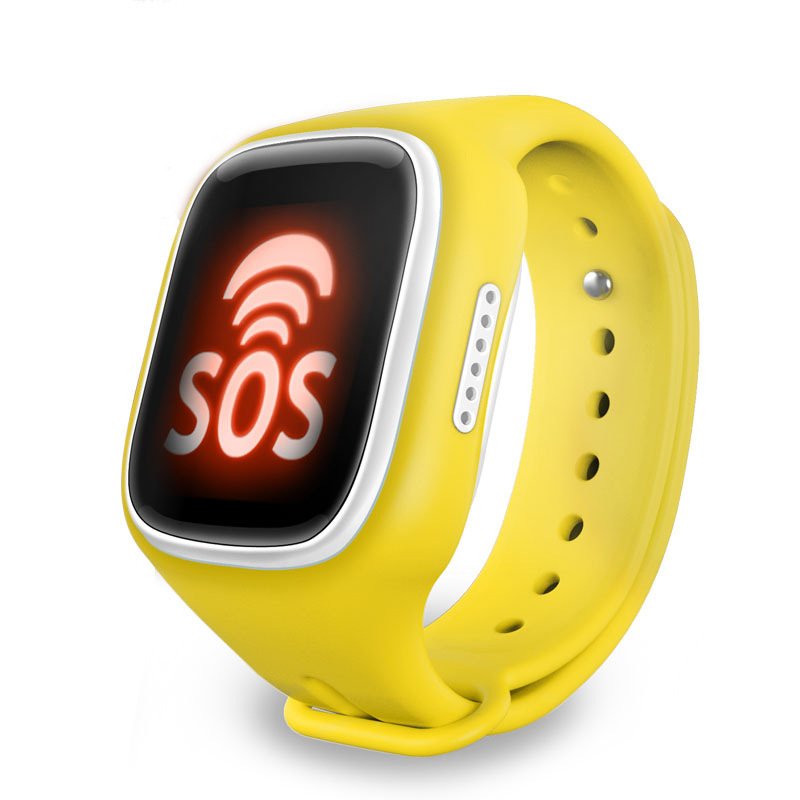 GPS tracker smart watch for Kids safety with wifi SOS Emergency child anti-lost monitor wristwatch for smart phone Android IOS new a6 smart watch for kids children gift gps tracker with sos button alarm clock gsm phone anti lost for android ios phone