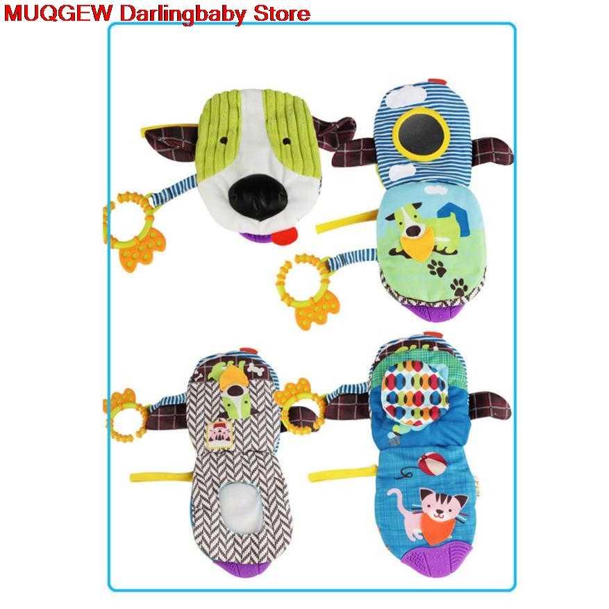 Тканевые книги интеллект развитие обучение картина познание книга Смешные гаджеты Необычные интересные игрушки для детей подарок