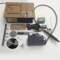 High Profile Micro Table Saw 795 Motor Cutting Machine Mini Table Saw With Speed Control Positive