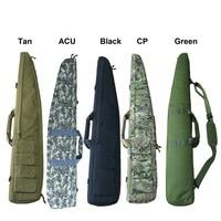Outdoor Army Military 120cm Airsoft Rifle Case Shot gun Bag Rifle Bag Hunting Soft Padded Gun Carrying Storage Gun Accessories
