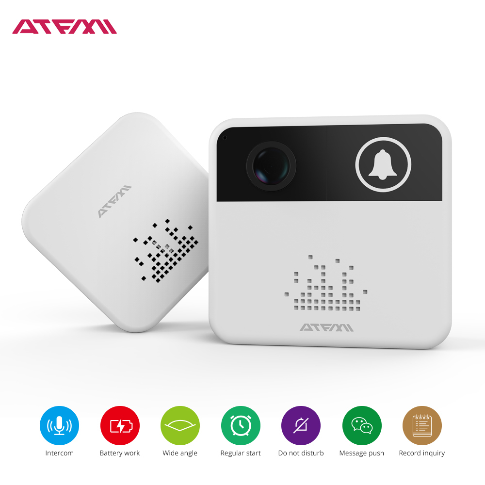 Aliexpress.com : Buy ATFMI Wireless WIFI Video Doorbell
