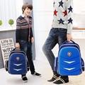 Оксфордский Университет Ортопедические Детей мешок школы для подростков девушки парни Отражающий водонепроницаемый рюкзаки Класса 2-6
