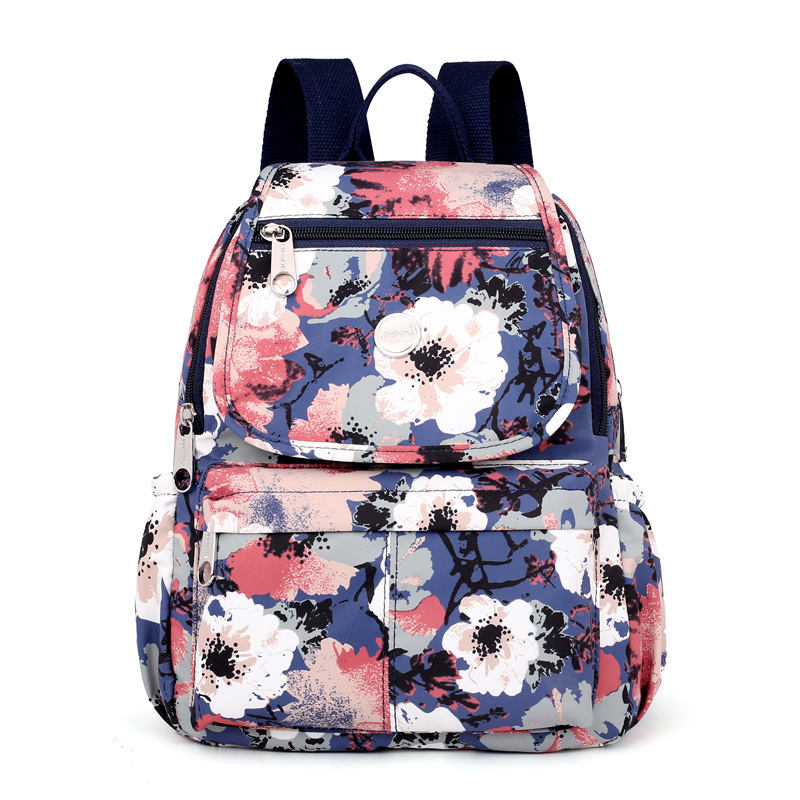 Newacademic style student baglarge capacity casual portableshoulder bag fashion ladies shoulder waterproof nylon