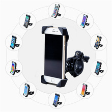 Universal Motorcycle MTB Bike Bicycle Phone Holder Handlebar Mount 360 Degree Bisiklet Phone Holder For iPhone For Smart Phone