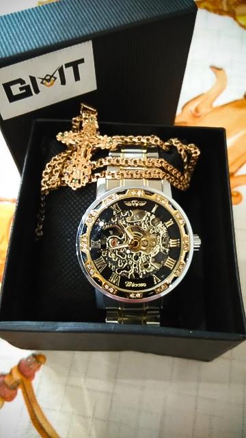 HTB1UL 5RQzoK1RjSZFlq6yi4VXaZ Winner Transparent Fashion Diamond Luminous Gear Movement Royal Design Men Top Brand Luxury Male Mechanical Skeleton Wrist Watch