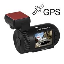 Blueskysea Actualizado Mini 0805 P Coche DVR Coche Dashcam condensador Chip AIT8328P OV4689 HD 1296 P GPS Del Coche Grabadora de Vídeo cámara