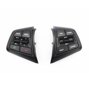 Image 2 - 현대 ix25 (creta) 용 PUFEITE 1.6L 2.0L 스티어링 휠 크루즈 컨트롤 버튼 원격 볼륨 버튼 스위치 자동차 액세서리