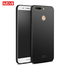 Original MSVII Brand luxury Case for Huawei Honor V9 (5.7'') = Honor 8 PRO AND for Honor 9 (5.15'') hard PC simple and frosted(China)