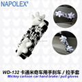 Car Accessories cartoon mickey mouse mouse handbrake gloves WD-132 freeshipping