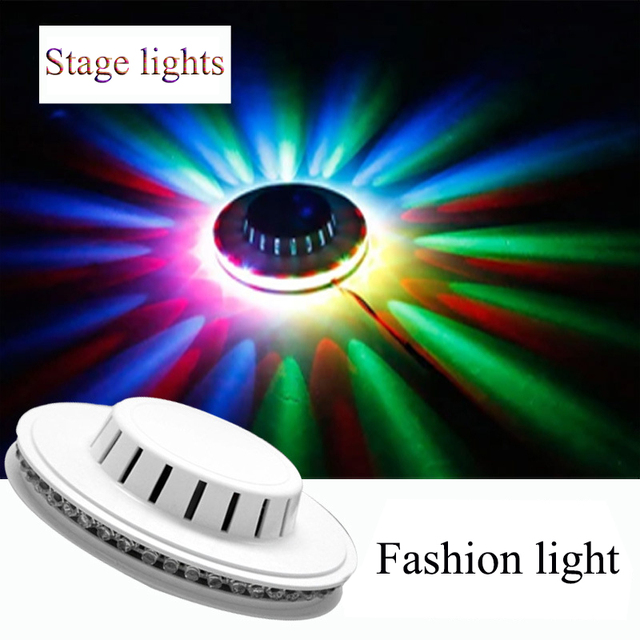 Newest mini laser disco stage light 48 led rgb projector lighting newest mini laser disco stage light 48 led rgb projector lighting sunflower bar dj sound background mozeypictures Gallery