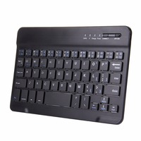 Mini Universal Portable Bluetooth Wireless Keyboard Compatible With All Smartphone Tablets With Bluetooth Functions