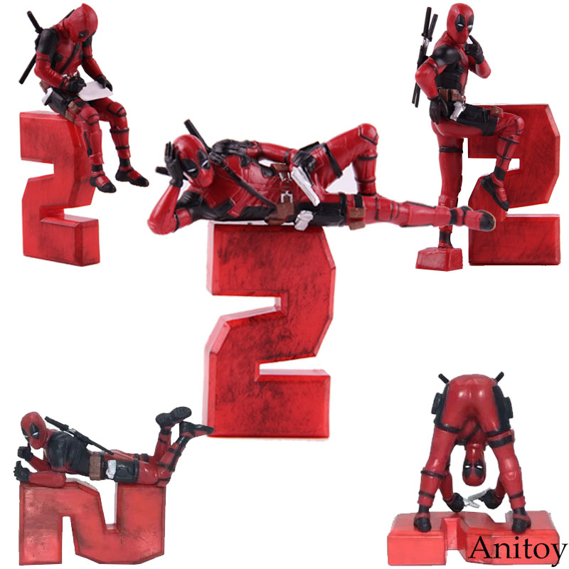Marvel Aksi 2 Figur