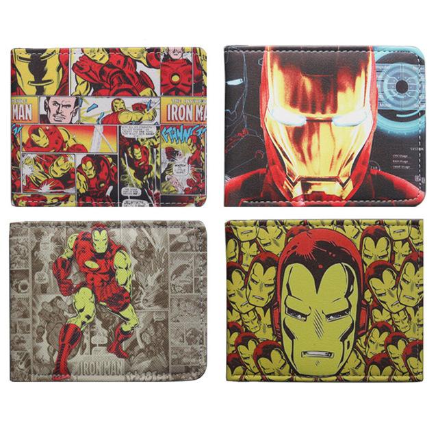 Iron Man Anniversary Wallet
