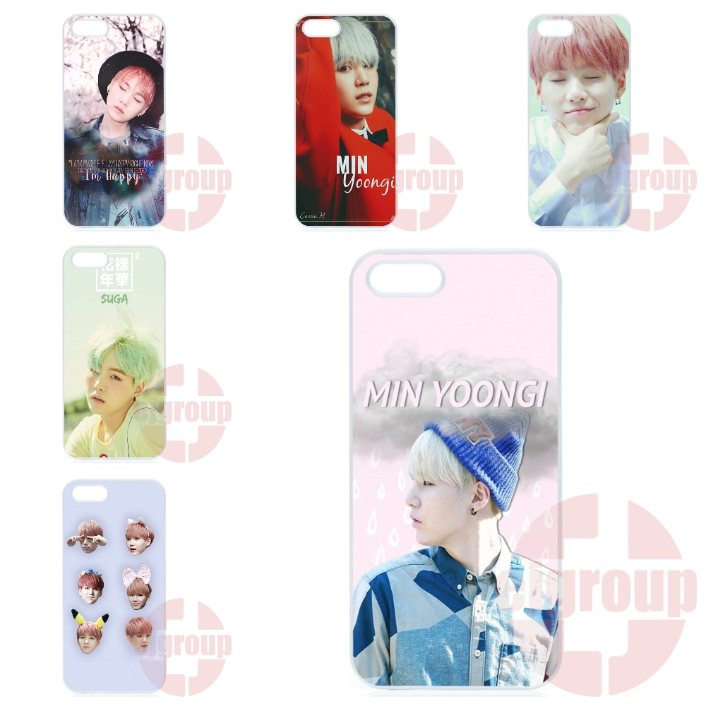 Phone Cover Case Coque For Galaxy Y S5360 Note 3 Neo Ace Nxt Plus On5 On7 On8 2016 For Amazon Fire Suga Bts