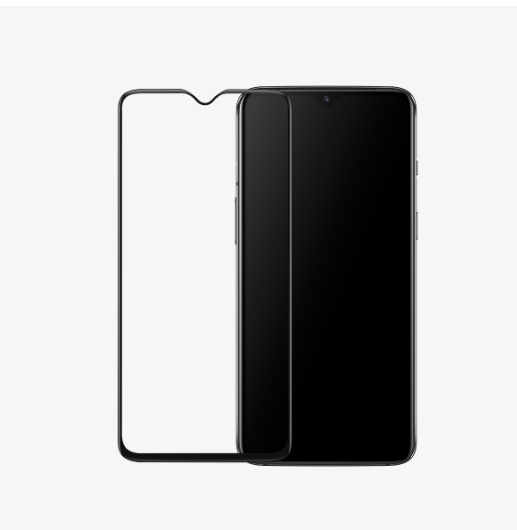 Image 2 - Original Oneplus 7 3D Tempered Glass Full Cover Screen Protector Perfect Fit Curved Edge Super Hard 9H Clear Oleophobic Coating-in Phone Screen Protectors from Cellphones & Telecommunications