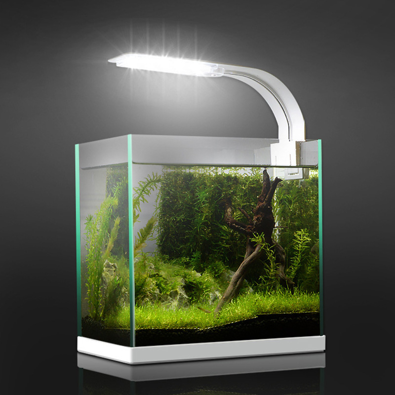 5W/10W/15W LED Super Slim Aquarium Light Lighting Plants Grow Light Aquatic  Plant Lighting Waterproof Clip on Lamp For Fish Tank|Lightings| - AliExpress