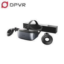 DeePoon E3-P 2.5 K posicionamento 3D HMD VR Headset Óculos de Realidade Virtual Imersiva