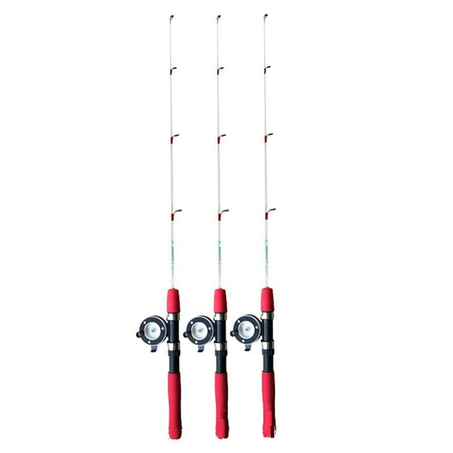 Special Offers 1 Piece Winter Fishing Rods Fishing Reels Winter Fishing Rods   Combo Pen Pole Lures Tackle Spinning Casting Hard Rod