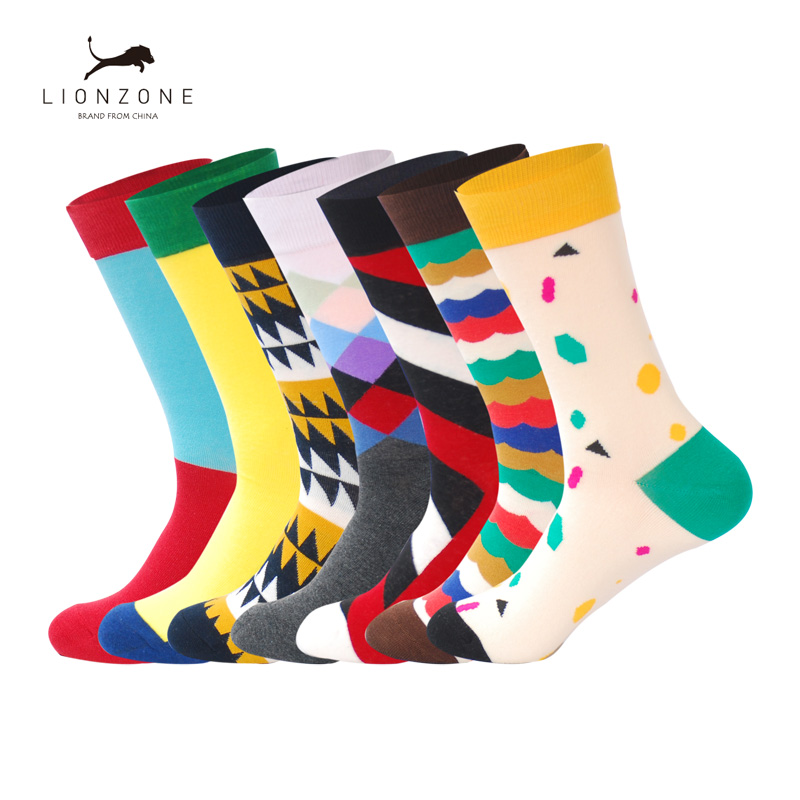 cosplacool Latest Collection Of the Weather Lightning Cloud Pattern Men In Tube Socks Cotton Autumn Winter Rain Chaussette Homme Calcetines Hombre