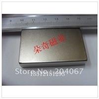 50x30x10 block magnet N35 (Nd-Fe-B) 50mm x30mmx10mm ndfeb permanents magnets NDFEB BLOCK MAGNETS 50x30x10