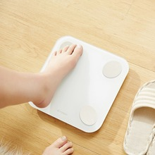 Original White Mini 2 Yunmai Scale Household Smart Weight Scale Premium Fat Percentage Electronic Floor Scales High Quality