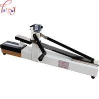 New dry wet rubbing friction color fastness test machine ZQ-006 manual fabric color fastness detector equipment 1pc