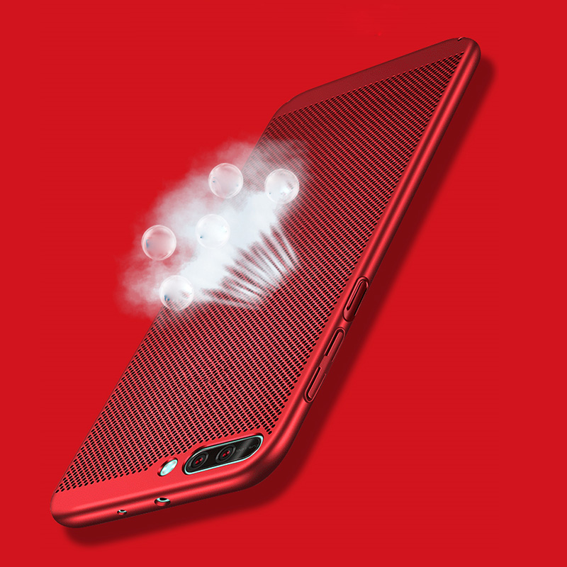 GerTong Hard PC <font><b>Phone</b></font> <font><b>Case</b></font> For <font><b>ASUS</b></font> <font><b>ZenFone</b></font> <font><b>4</b></font> ZE554KL <font><b>Selfie</b></font> ZD553KL V V520KL Back Cover Heat Dissipation Coque Fundas Shell image