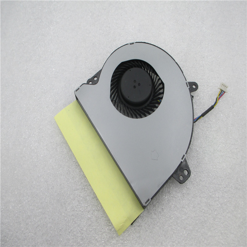 laptop cooler cpu cooling fan for Asus X501 X501A CPU FAN KSB0705HB-CA1B DC5V 4PIN EF75070S1-C000-S99 for asus u46e heatsink cooling fan cooler