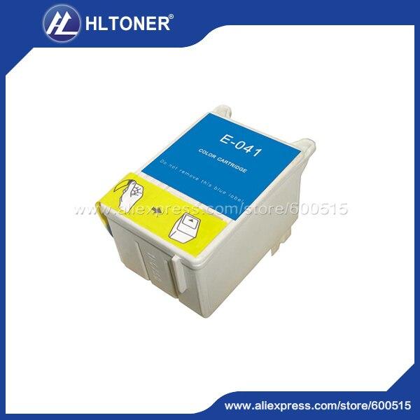2 teile/satz kompatibel tintenpatrone t040 t041 für epson stylus c62 cx3200