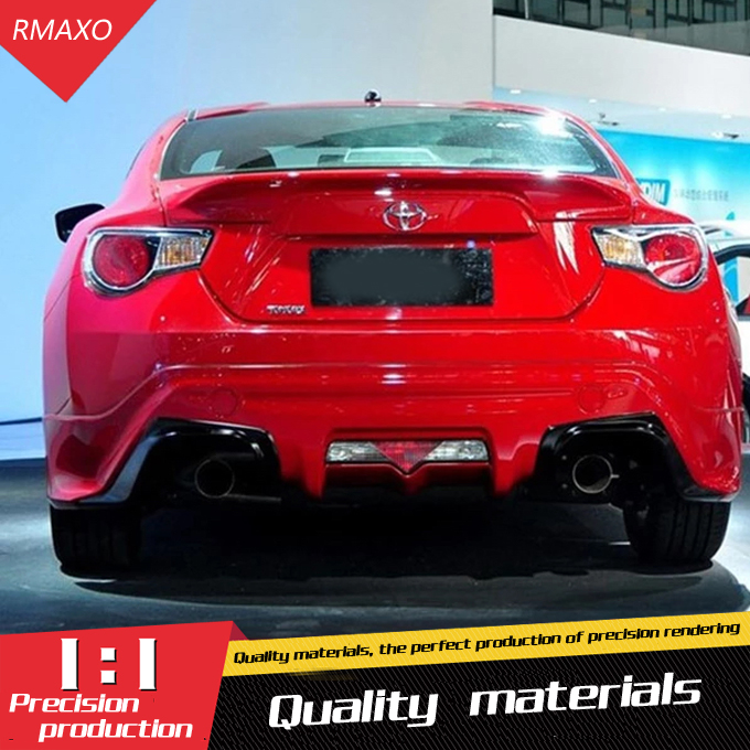 Toyota Ft 86 >> Us 101 52 46 Off For Toyota Ft86 86 Spoiler Abs Material Car Rear Wing Primer Color Rear Spoiler For Toyota Gt 86 Brz Spoiler In Spoilers Wings