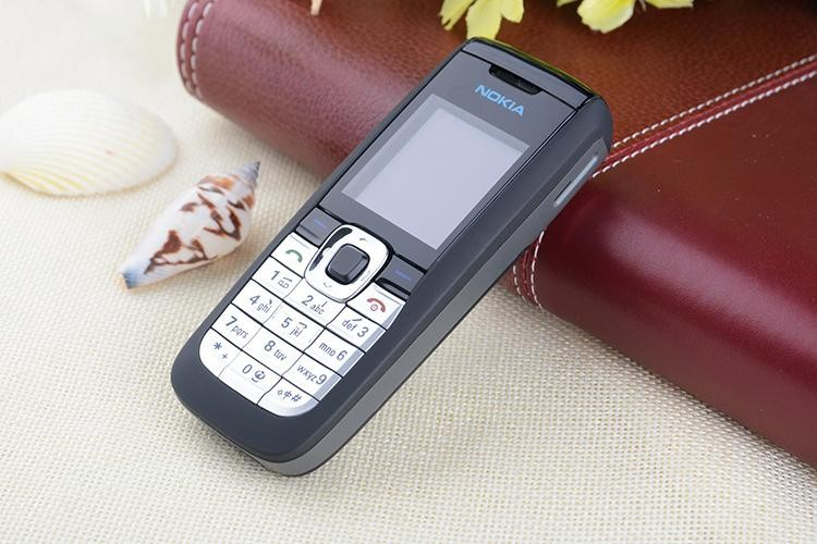 Refurbished Original Unlocked Nokia 2610 the Cheapest multi-language Cellphone white 11
