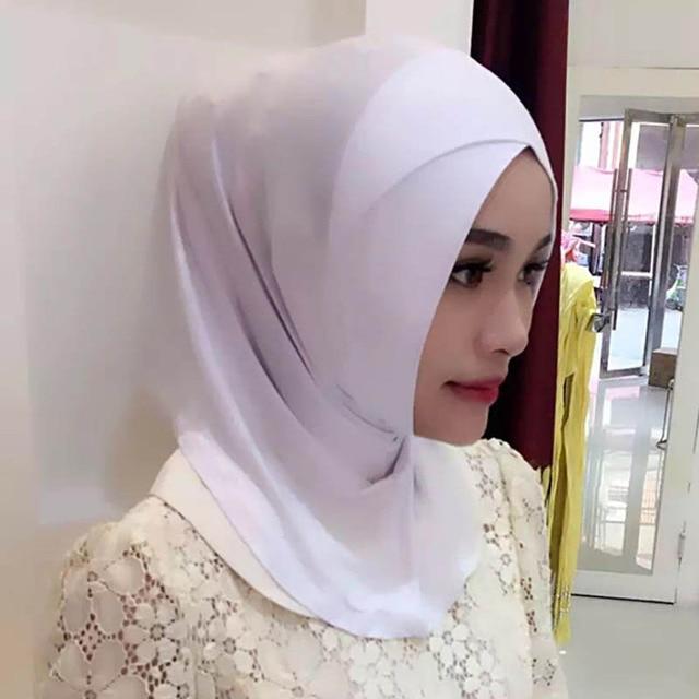 Muslim Headscarf Cross Head...